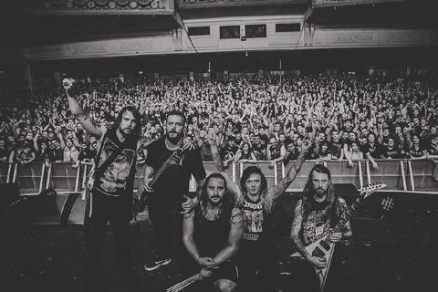 Trivium, Powertrip, Code Orange and Venom Prison tour