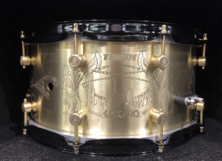 Brass Art Nouveau
