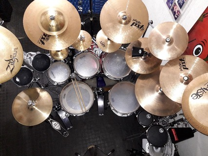 Tama SIlverstar All BIrch - TRick Dominator