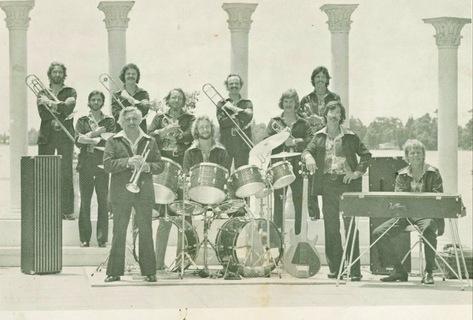 Cypress Garden, 1976